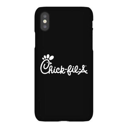Chick Fil A   White Iphonex Case Designed By Meganphoebe