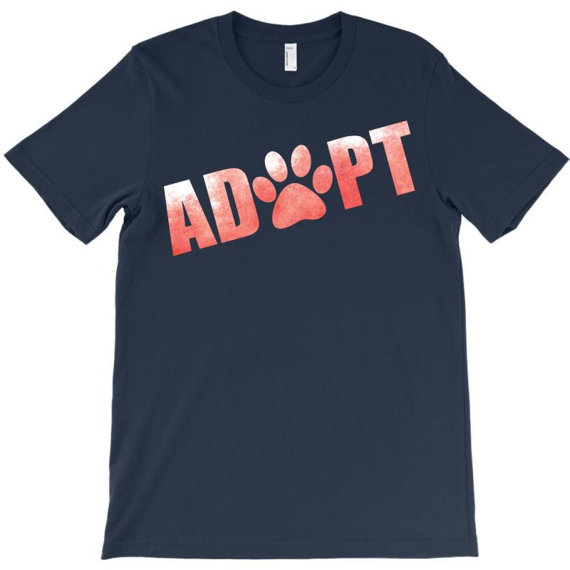 Adopt A Pet In Need T-shirt   Artistshot