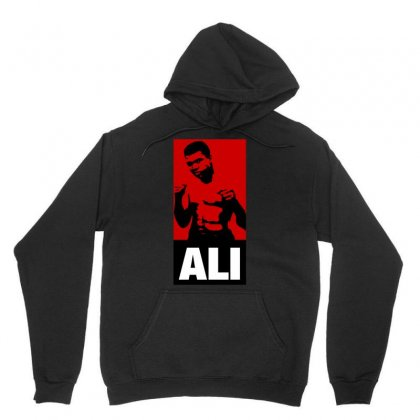 Muhammad Ali Unisex Hoodie Designed By Tshiart