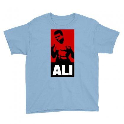 Muhammad Ali Youth Tee Designed By Tshiart