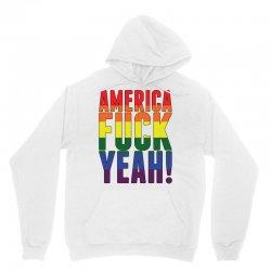 america fuck yeah Unisex Hoodie | Artistshot