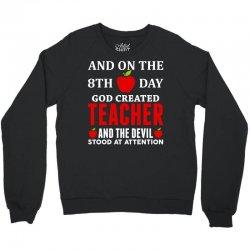 Proud Teacher Crewneck Sweatshirt | Artistshot