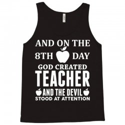 Proud Teacher Tank Top | Artistshot