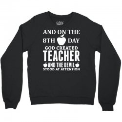 Proud Teacher Crewneck Sweatshirt | Artistshot