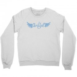 Angel Crewneck Sweatshirt   Artistshot