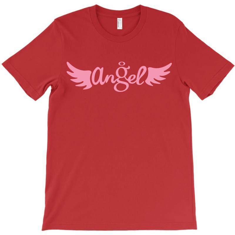 Angel T-shirt | Artistshot