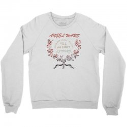 angel wars Crewneck Sweatshirt   Artistshot