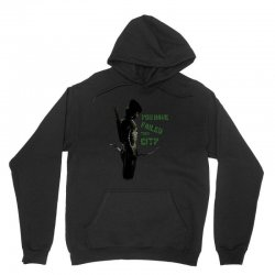 Arrow - you have failed this city Unisex Hoodie | Artistshot