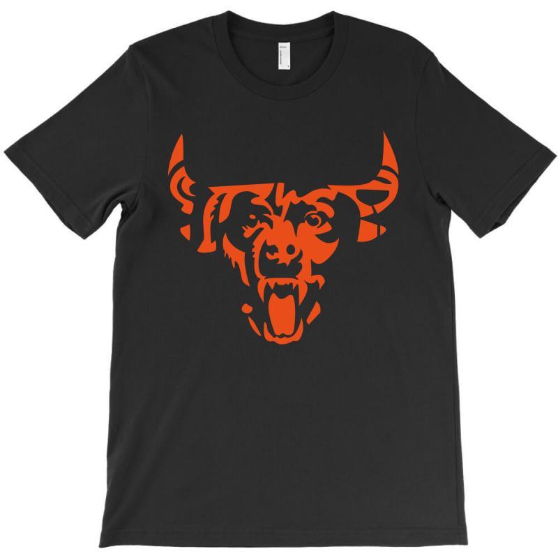 Bear Bull T-shirt | Artistshot