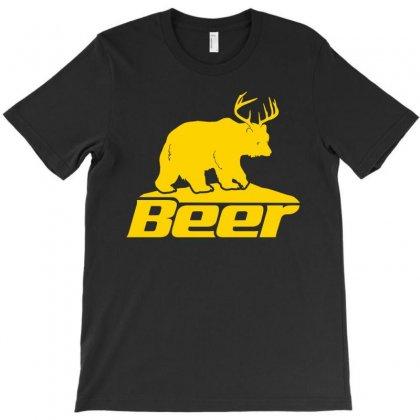 Beer T-shirt Designed By Tshiart