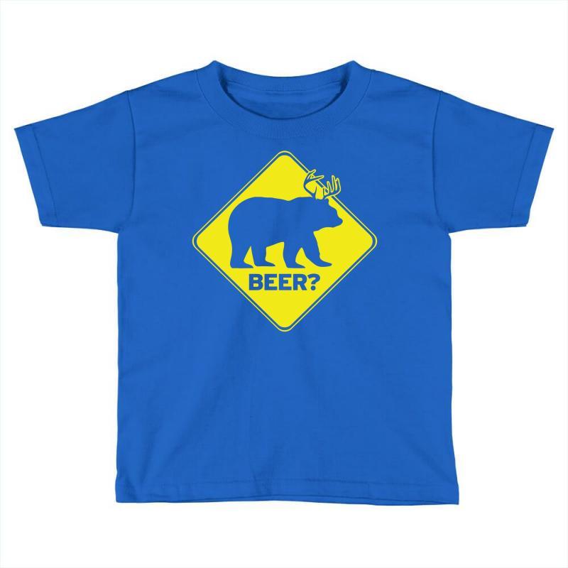 Beer Toddler T-shirt   Artistshot