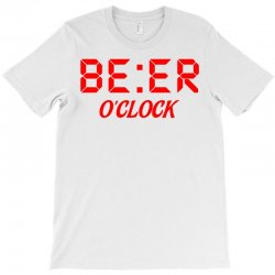 Beer O'clock T-Shirt | Artistshot