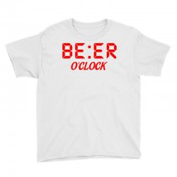 Beer O'clock Youth Tee | Artistshot