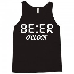 Beer O'clock Tank Top | Artistshot