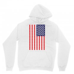 Beer Pong American Flag Unisex Hoodie | Artistshot