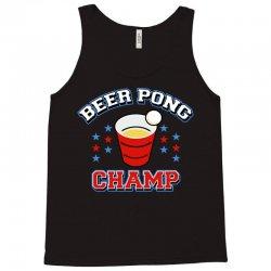 Beer Pong Champ Tank Top | Artistshot