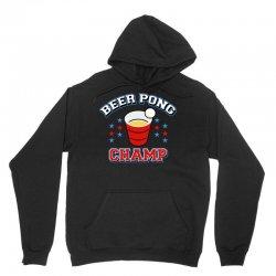 Beer Pong Champ Unisex Hoodie | Artistshot