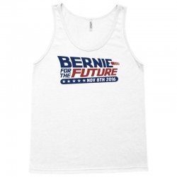 Bernie For The Future Tank Top | Artistshot