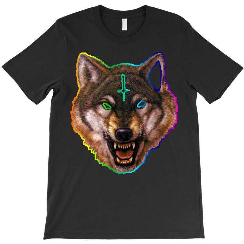 Golf Wolf T-shirt | Artistshot