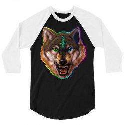 golf wolf 3/4 Sleeve Shirt | Artistshot