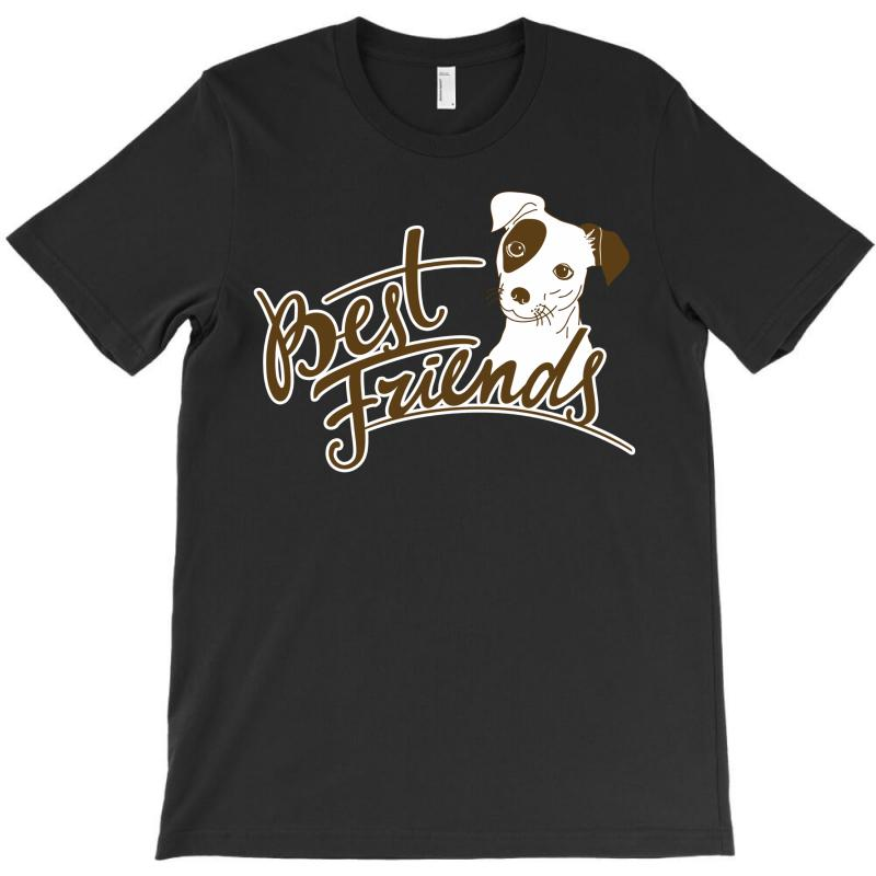 Best Friends Dog T-shirt | Artistshot