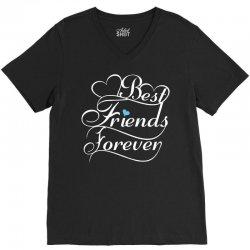 Best Friends Forever For Him V-Neck Tee | Artistshot