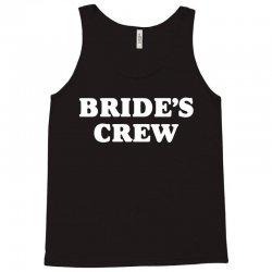 Bride's Crew Tank Top | Artistshot