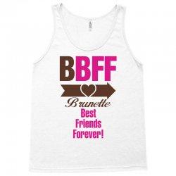 Brunette Best Friends Forever Tank Top | Artistshot