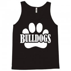 Bulldogs Tank Top | Artistshot