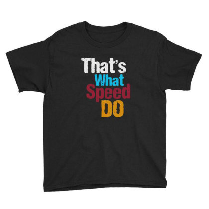 That's What Youth Tee Designed By Pinkanzee