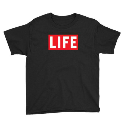 This Is The End James Franco Life Magazine Youth Tee Designed By Pinkanzee