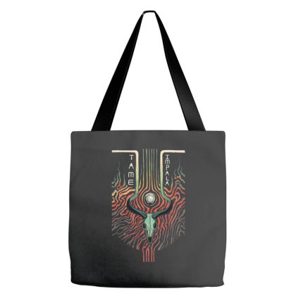 Tame Impala Tote Bags Designed By Pinkanzee