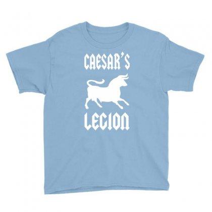 Caesars Legion Youth Tee Designed By Tshiart