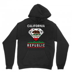 California Diamond Republic Unisex Hoodie | Artistshot