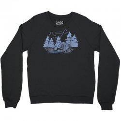 Camping Crewneck Sweatshirt | Artistshot