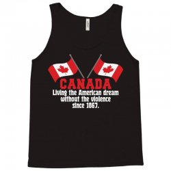 Oh, Canadian Day! Tank Top   Artistshot
