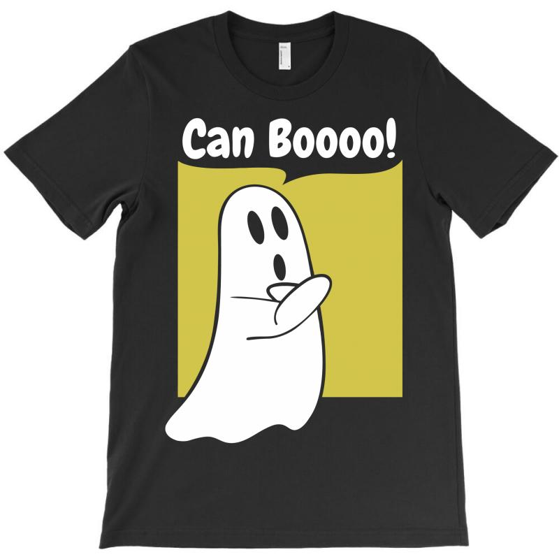 Can Booo T-shirt   Artistshot