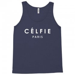 Celfie Paris Tank Top | Artistshot