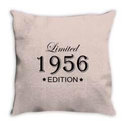 limited edition 1956 Throw Pillow | Artistshot