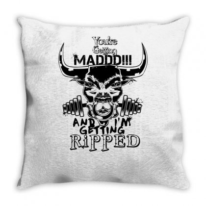 Ote Ripped Throw Pillow Designed By Specstore