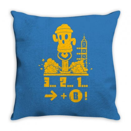 Villagers Best Shot Throw Pillow Designed By Specstore