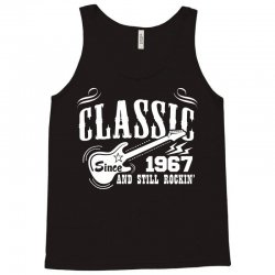Classic Since 1967 Tank Top | Artistshot