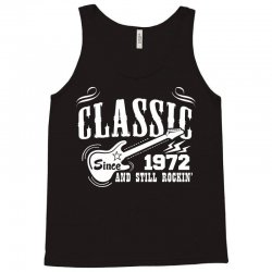 Classic Since 1972 Tank Top | Artistshot
