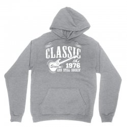 Classic Since 1976 Unisex Hoodie | Artistshot