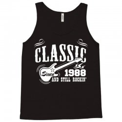 Classic Since 1988 Tank Top | Artistshot