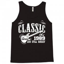 Classic Since 1989 Tank Top   Artistshot