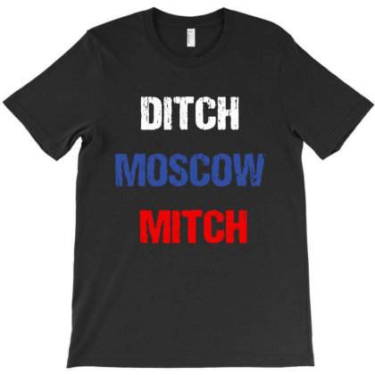 Kentucky Democrats Ditch Moscow Mitch Russian T-shirt Designed By Pinkanzee