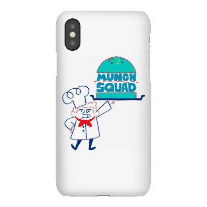 Munch Squad Iphonex Case Designed By Pinkanzee