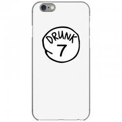 drunk7 iPhone 6/6s Case | Artistshot