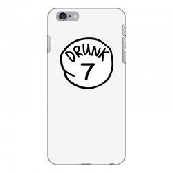 drunk7 iPhone 6 Plus/6s Plus Case | Artistshot